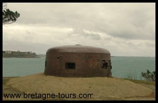 pillbox of Saint Servan