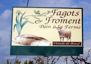 fagots et froment