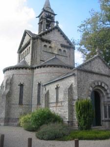 chapelle Notre Dame de Beauvais au Theil de Bretagne