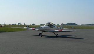 le quatre places de l'aéroport de Dinard
