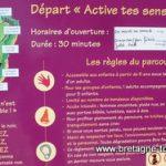 Activités plein air pour enfants autour de Rennes : Active tes sens aux jardins de Brocéliande