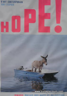 Affiche de l'exposition Hope