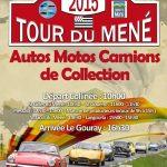 Tour du Mené en voitures de collection.... dans les Côtes d'Armor (22)