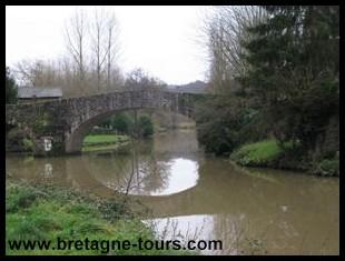 arches du pont de Léhon