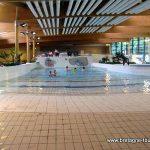 La piscine des Gayeulles : espace aquatique et ludique pour les petits baigneurs et grands nageurs