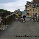 Avis des enfants sur la rando-vélo sur le canal d'Ille et Rance