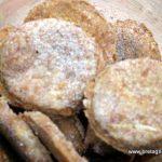 Recette de biscuits salés à l'avoine et au fromage pour l'apéritif