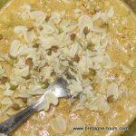 Recette de moelleux aux fleurs sauvages (acacia)