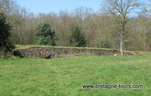 Camp viking en Bretagne