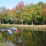 Rennes Nord canal Saint Martin : la campagne à la ville