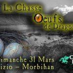 Course ou chasse aux oeufs... en Bretagne pour le week end de Pâques... des idées pour les petits et grands