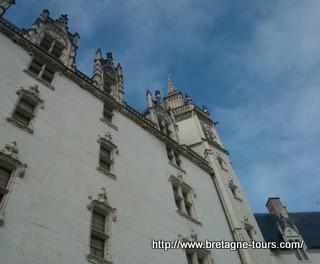 Détail de la résidence ducale