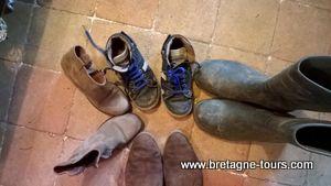 Chaussures pour le climat