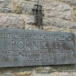 Le cimetière allemand de Pornichet... Deutscher Soldatenfriedhof