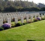 Cimetières de guerre de la seconde guerre mondiale en Bretagne : War Cemetery de la Baule Escoublac