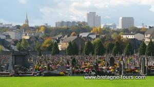 Le cimetière de Rennes