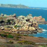 Comment rencontrer l'âme soeur en Bretagne sur la côte de granite rose