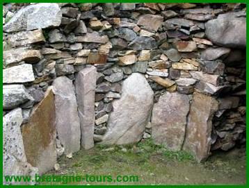 Dalles de pierre de Barnenez