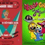 Carnaval et mardi gras à Rennes
