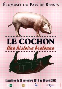 Affiche de l'exposition de l'écomusée de Rennes