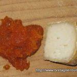 Accompagnement confiture pour manger un fromage de brebis