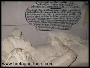 gisant de Beaumanoir