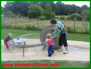 Jeux des jardins de Broceliande