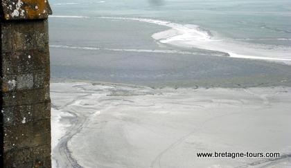 Les sables mouvants du mont