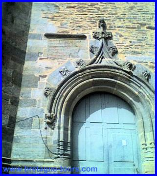 Chapelle de Notre Dame de Bonne Encontre à Rohan