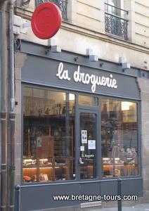La droguerie à Rennes