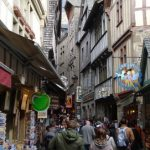 L'histoire de l'abbaye du Mont Saint Michel