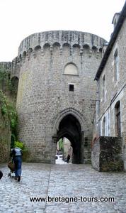 Remparts du Jerzual à Dinan