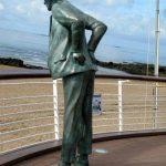 Quand Monsieur Hulot passait ses vacances à Saint Marc sur Mer....