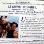 Le cheval d'orgueil... de Claude CHABROL