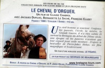 Le cheval d'orgueil de Claude Chabrol