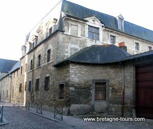 Le couvent des jacobins palais de congrès de Rennes