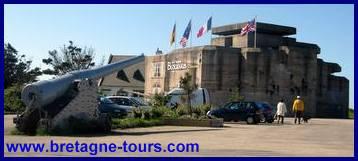 Musée le grand Blockhaus de Batz sur Mer