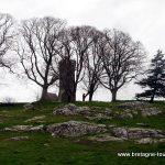 Rando en Bretagne : les dénivelés du Mont Dol