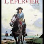 Bande dessinée en Bretagne : l'épervier de Patrice Pellerin