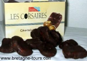 corsaires au chocolat