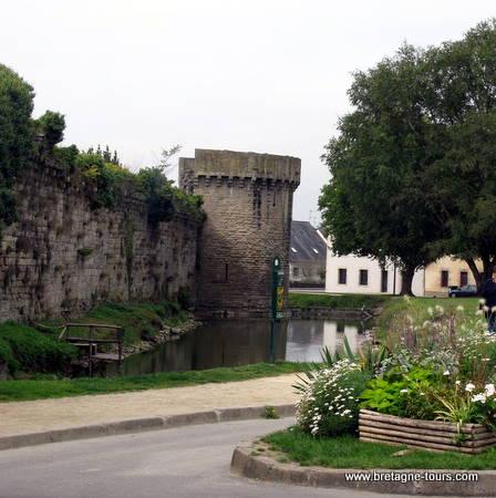 Les douves de Guérande
