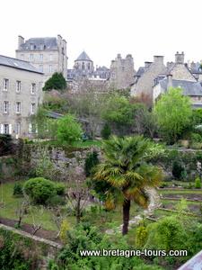 Les jardins de Dinan