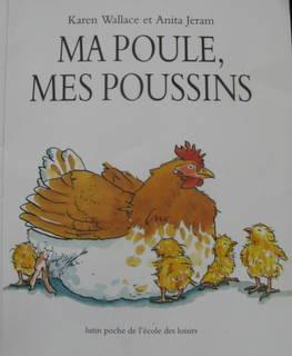 Un peu de lecture... pour les enfants éleveurs de poules