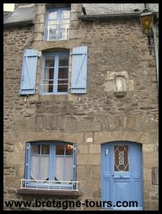 Maison du village de Léhon