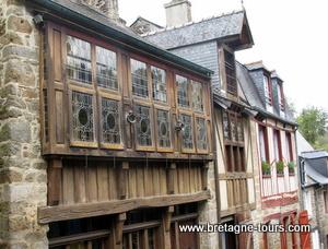 Maisons de la rue du Jerzual