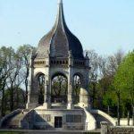 Le mémorial de Sainte Anne d'Auray : le monument aux morts des Bretons