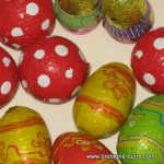 Vacances d'avril … des idées pour la chasse à l'œuf …. de Pâques