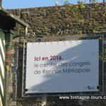 Où est le palais des congrès à Rennes Métropole ?