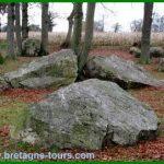 Les menhirs de Pleslin-Trigavou (Côtes d'Armor