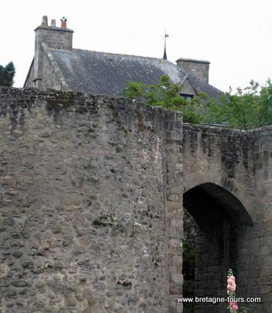 Porte vannetaise de Guérande